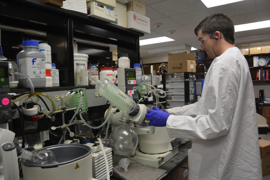 Nicholas Akins, PhD BioMolecular Sciences - Medicinal Chemistry