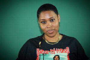 Zaire Love headshot