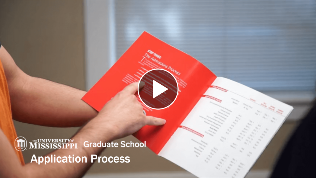 Application Process image link to video