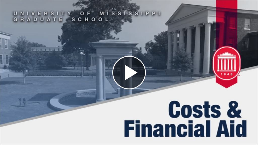 Costs and Financial Aid image link to video