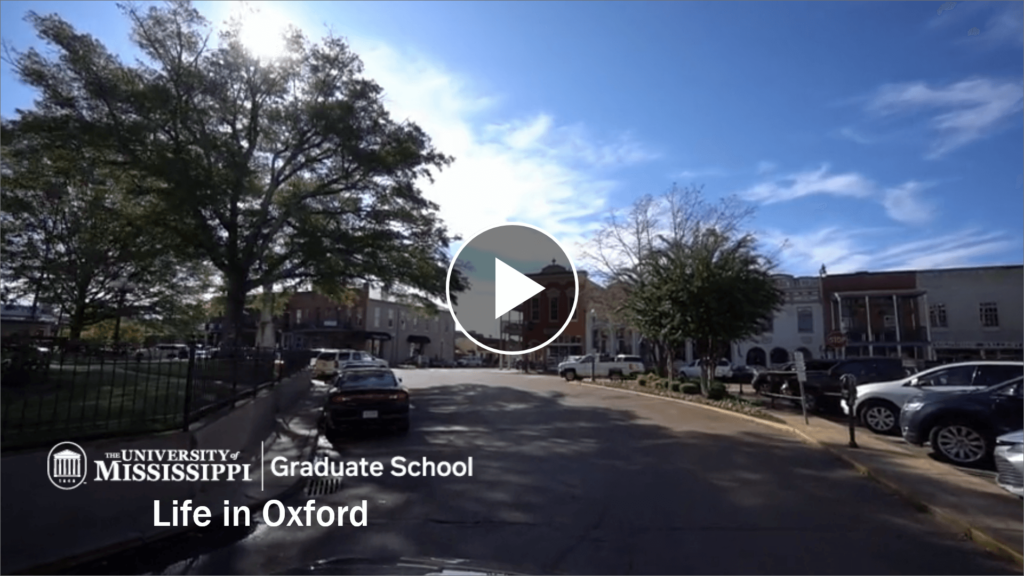 Life In Oxford image link to video